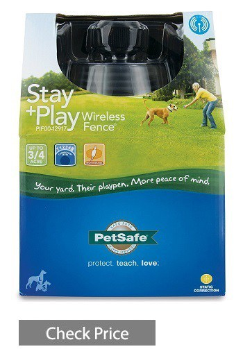 PetSafe PIF00-12917 Stay and Play Wireless Fence