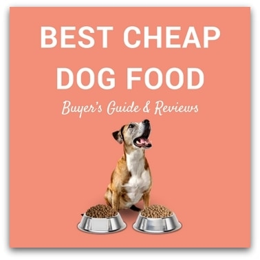 Best Cheap Dog Food 2017 – Buyer's Guide