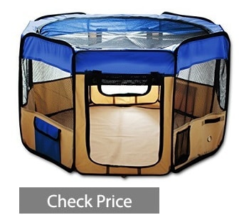 ESK Collection Blue 45″ Pet Puppy Dog Playpen