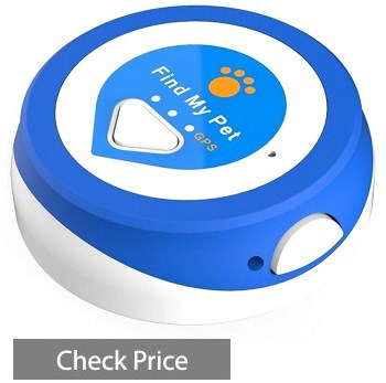 Find My Pet GPS Pet Tracker