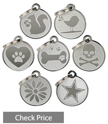 f82d0eec3f87 40 Best Dog Tags for (August 2019) - Unique, Customized, Funny & More