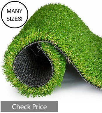 SavvyGrow Artificial Grass for Dogs AstroTurf Rug