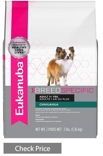 EUKANUBA Breed-Specific Adult Chihuahua