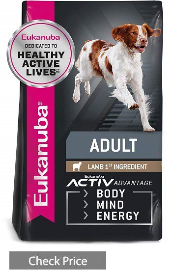 Eukanuba Adult Lamb & Rice Formula Dry Dog Food
