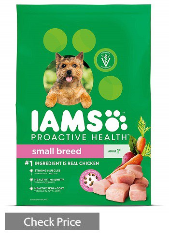 IAMS Proactive Health Small and Toy Breed Adult Dry Dog Food