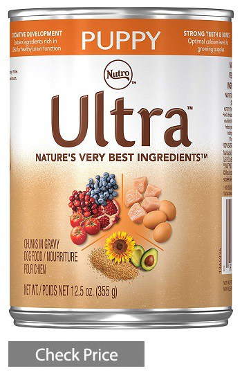 Nutro Ultra Puppy Canned Wet Food