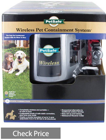 Petsafe PIF-300 Wireless Dog Fence Containment System