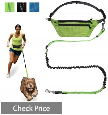 Sanlin Hands Free Dog Leash
