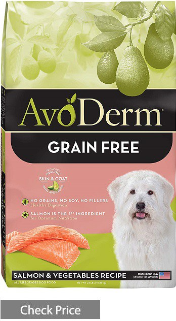 Avoderm Natural & Vegetable Dry Dog Food