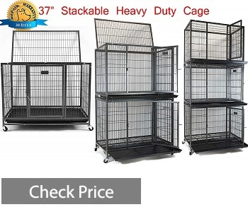 Homey XL Metal Crate