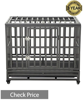 LUCKUP Heavy Duty Crate