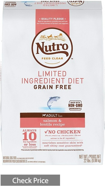 Nutro Limited Ingredient Salmon