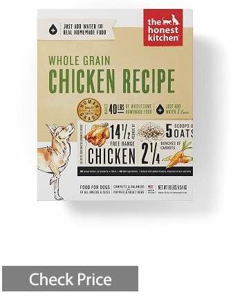 Honest Kitchen Human Grade Dog Food