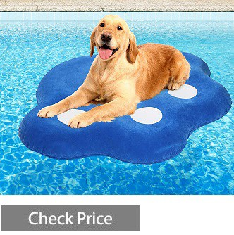 Milliard Dog Pool Float Inflatable Raft