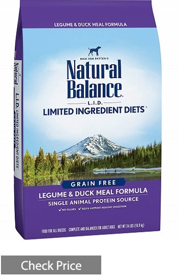 Natural Balance L.I.D Dry Dog Food
