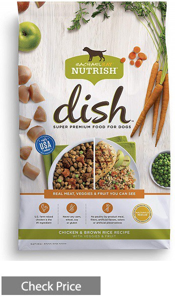 Rachael Ray Nutrish Dish Dry Dog Food
