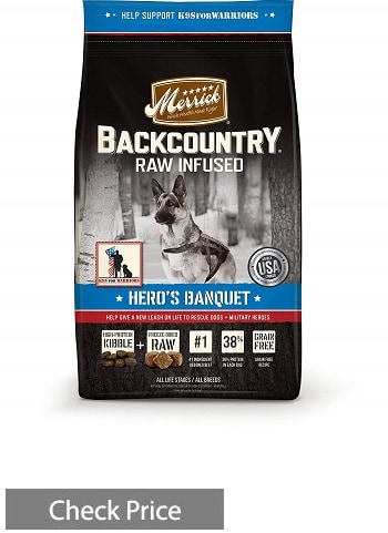 Merrick Backcountry Grain-Free Dry Dog Food
