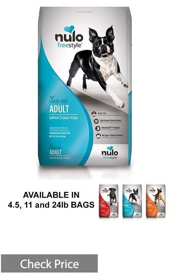 Nulo Freestyle Limited Plus Grain-Free