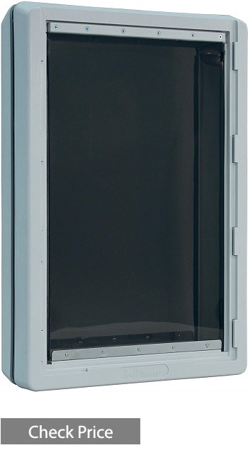 Ideal Pet Products Designer Series Ruff-Weather Pet Door