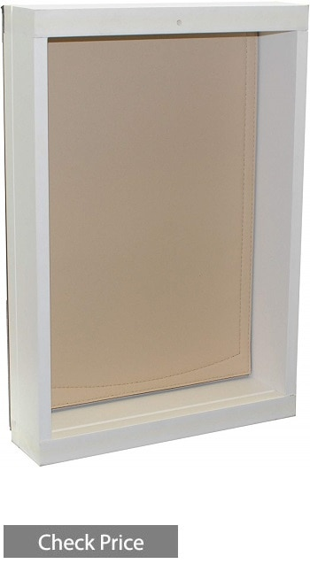 Freedom Pet Pass Insulated Dog Door for Walls