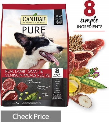 CANIDAE PURE Limited Ingredient Grain-Free