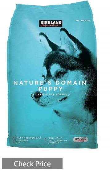 Kirkland Signature Nature's Domain Puppy Formula