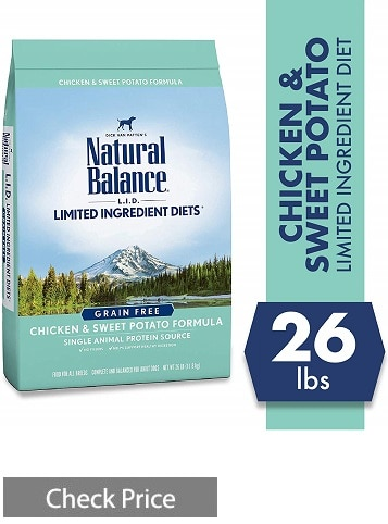 Natural Balance L.I.D. Limited Ingredient Dog Food