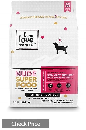 Nude Superfood Dry Dog Food