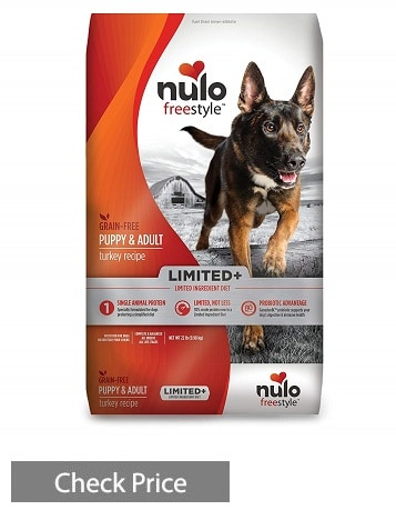 Nulo Freestyle Limited plus Grain-Free Dry Dog Food