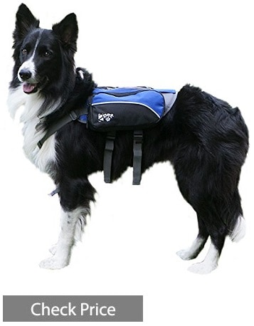 2PET Dog Backpack for Hiking
