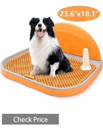 HIPIPET Dog Toilet Puppy Dog Potty Tray